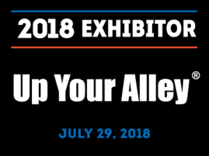 Exhibitor -- Up Your Alley -- July 29, 2018